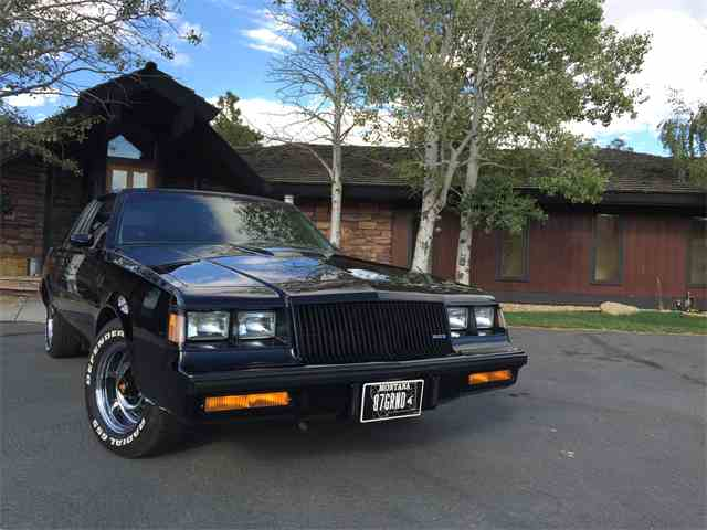 1987 Buick Grand National | 914997