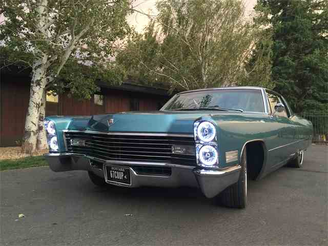 1967 Cadillac Coupe DeVille | 915005