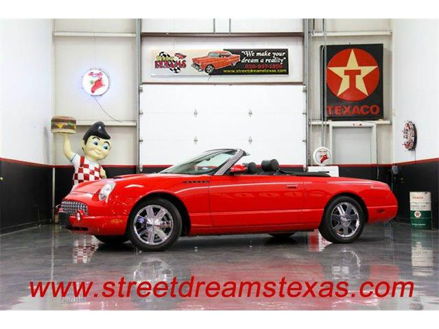 2002 Ford Thunderbird | 915007