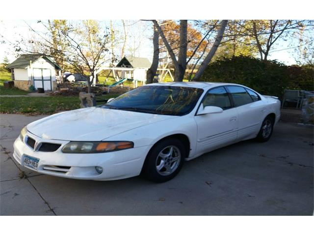 2002 Pontiac Bonneville | 915013
