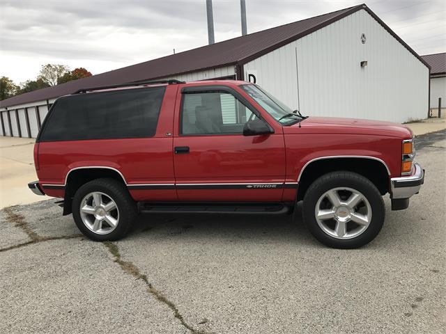1999 Chevrolet Tahoe | 915017