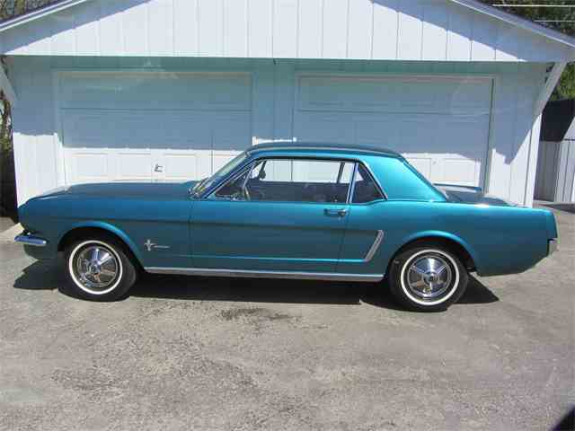 1965 Ford Mustang | 910503