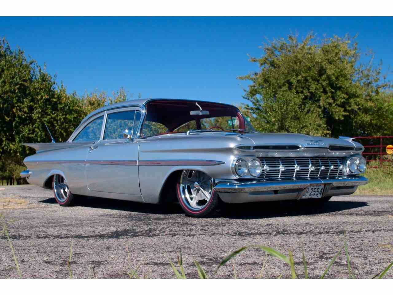 Muscle Cars For Sale Texas >> 1959 Chevrolet Bel Air for Sale | ClassicCars.com | CC-915036