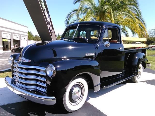 1951 Chevrolet Pickup | 915040