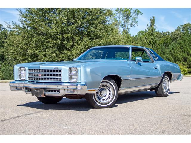 Classic Chevrolet Monte Carlo For Sale On Classiccars Com