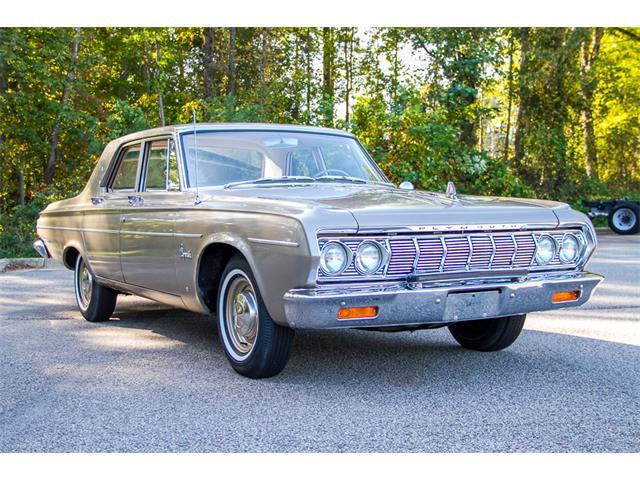 1964 Plymouth 4-Dr Sedan | 915067