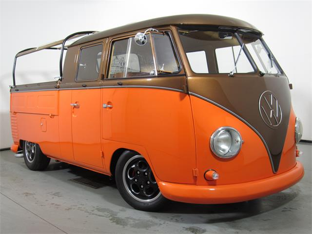 1961 Volkswagen Double Cab   915068