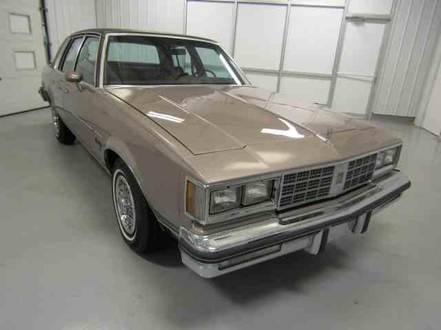 1984 Oldsmobile Cutlass Supreme | 915089