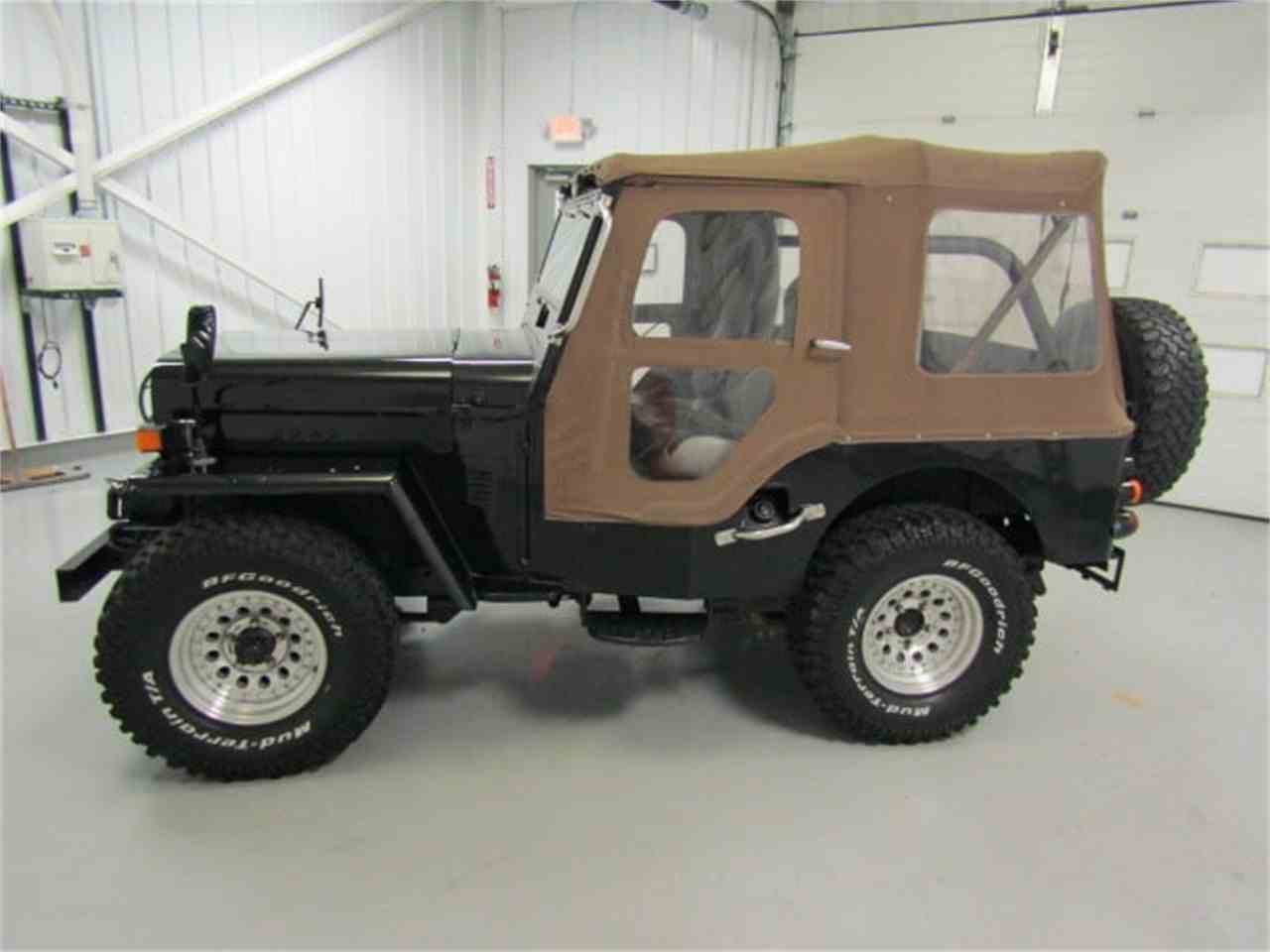Large Picture of '83 Jeep - JM3F