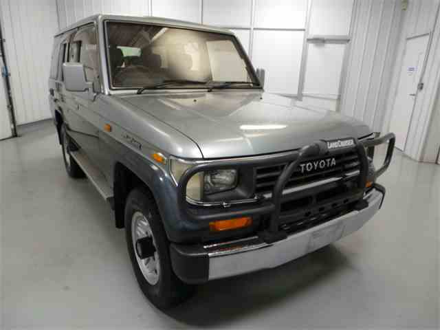 Picture of '90 Land Cruiser FJ - JM3G