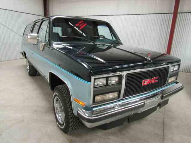 1990 GMC Suburban | 915102