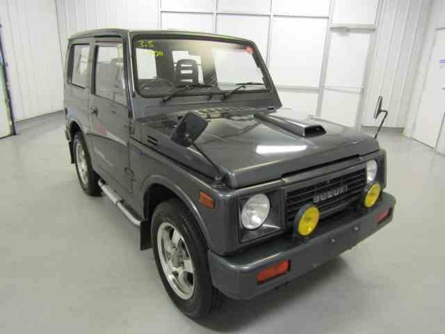 1991 Suzuki Jimmy   915103