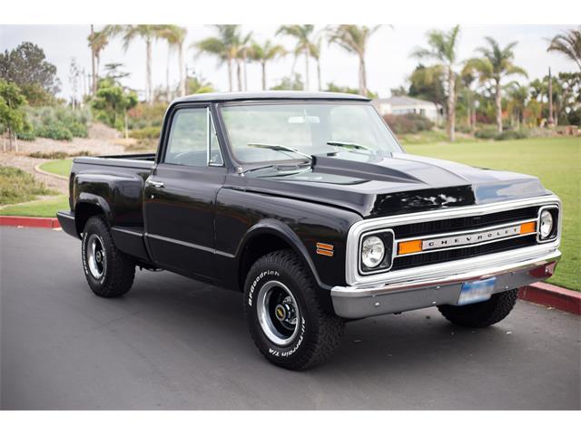 1969 Chevrolet C/K 10 | 910511