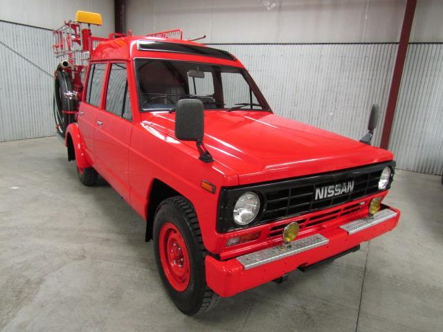 1986 Nissan Safari | 915113