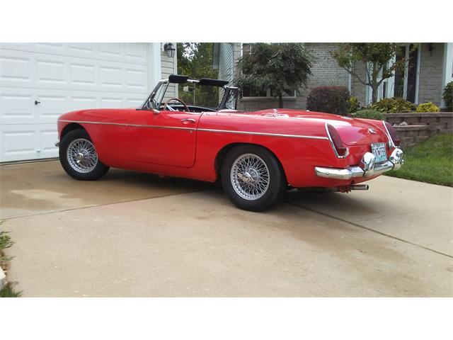 1967 MG MGB | 910514