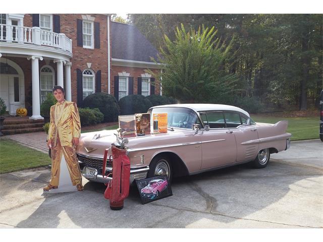 1958 Cadillac Sedan DeVille | 915157