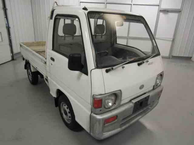 1991 Subaru Sambar   915158