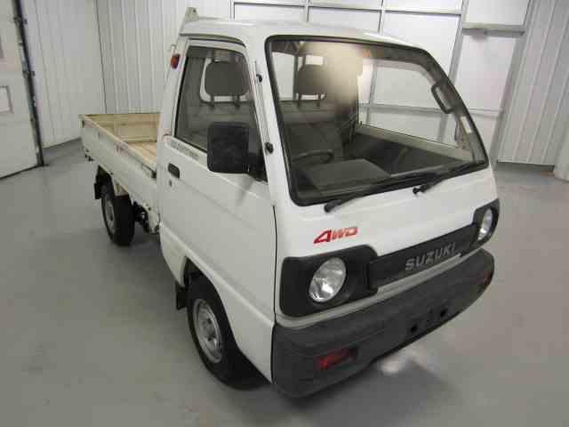1990 Suzuki Carry w/ Dump Bed | 915168