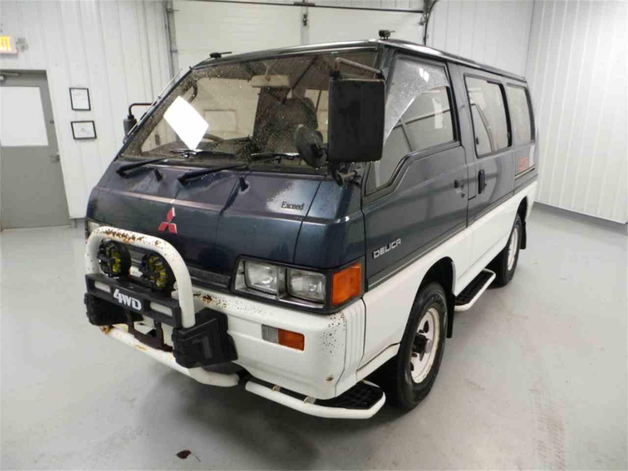 1988 Mitsubishi Delica For Sale