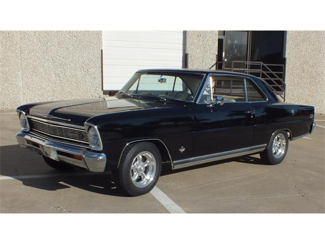 1966 Chevrolet Chevy II   915223