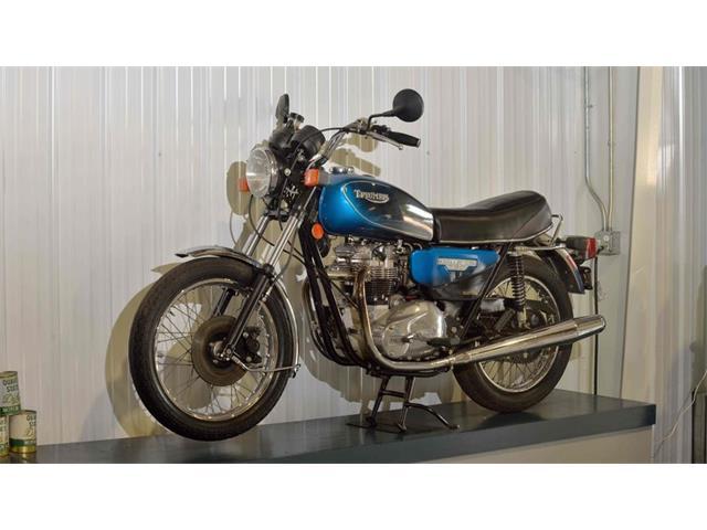 1981 Triumph Bonneville T140ES | 915234