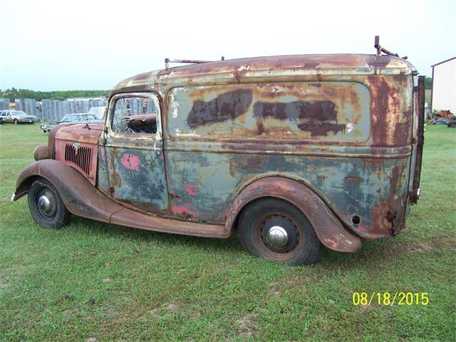 1936 Ford 1/2 ton Panel truck  | 910524