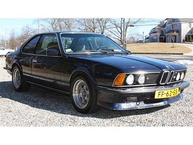 1984 BMW 635CSi M Coupe | 915246
