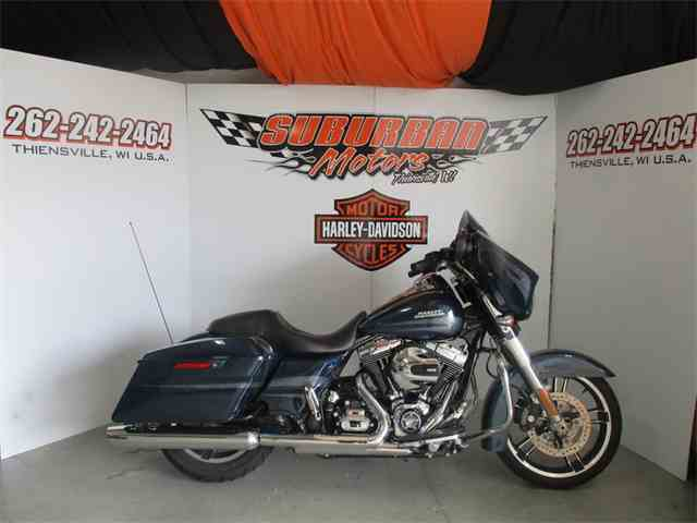 2016 Harley-Davidson® FLHXS - Street Glide® Special | 915251