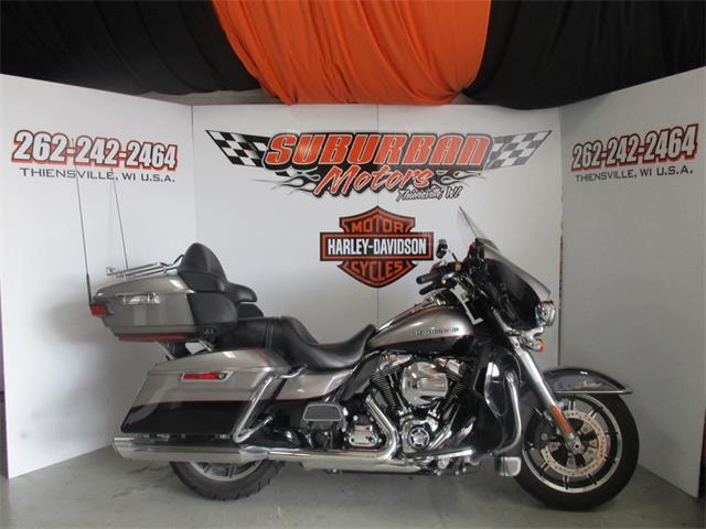 2016 Harley-Davidson® FLHTK - Ultra Limited | 915253