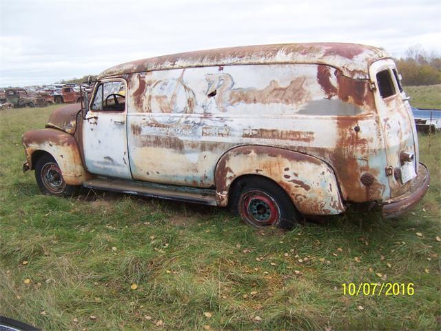 1954 Chevrolet Panel Truck | 910526