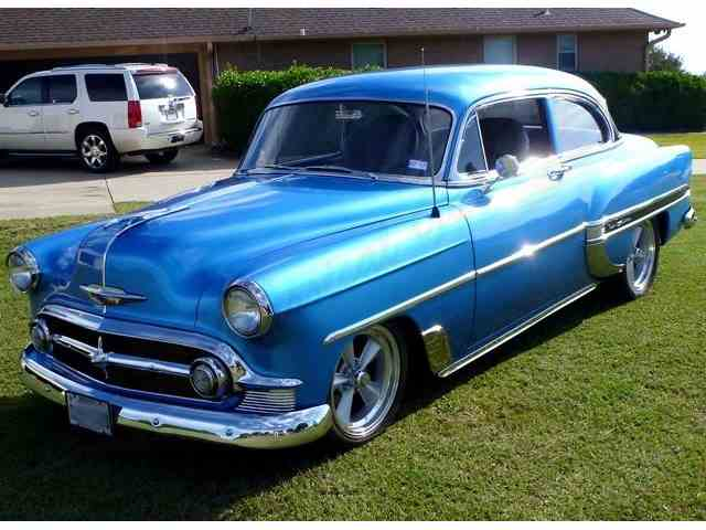 1953 chevrolet bel air for sale on for 1953 chevrolet belair 4 door