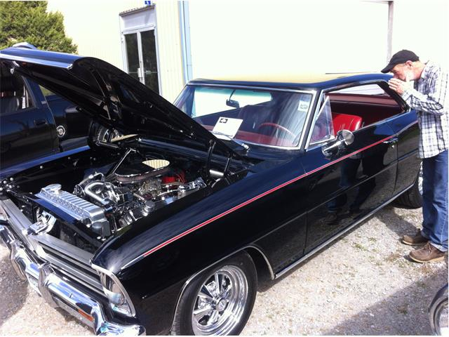 1966 Pontiac Acadian | 910529