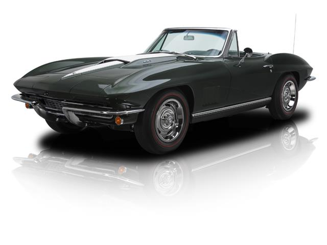 Classifieds for 1967 Chevrolet Corvette Stingray - 9 Available