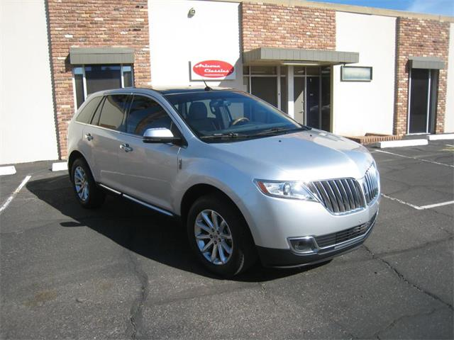 2013 Lincoln MKX | 910053