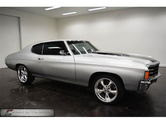 1972 Chevrolet Chevelle | 915309