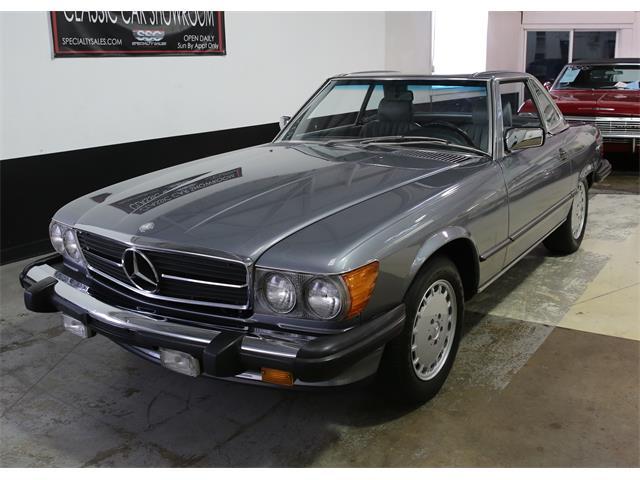 1987 Mercedes-Benz 560SL | 915311