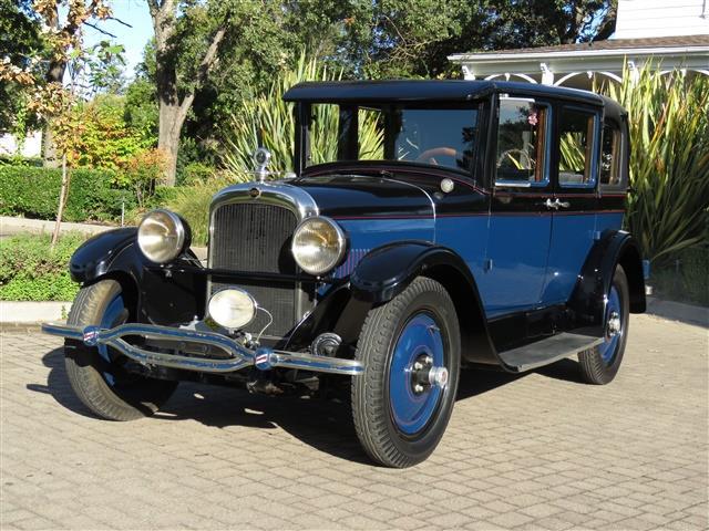 1928 Nash Model 328 Landau | 915330