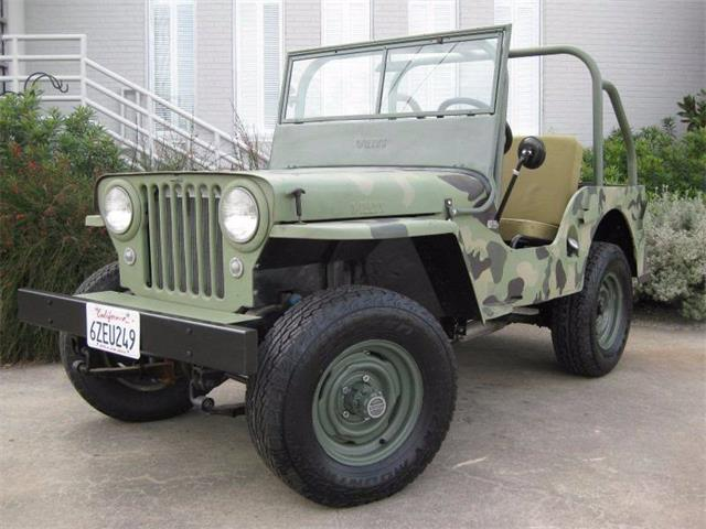 1948 Willys Jeep | 915341