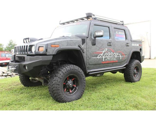 2005 Hummer H2 | 915350