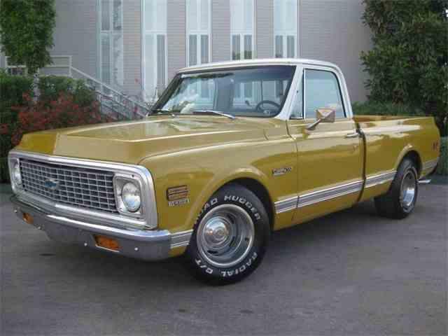 1972 Chevrolet C/K 10 | 915377