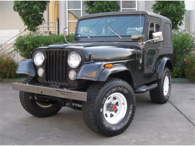 1974 Jeep CJ5 | 915378