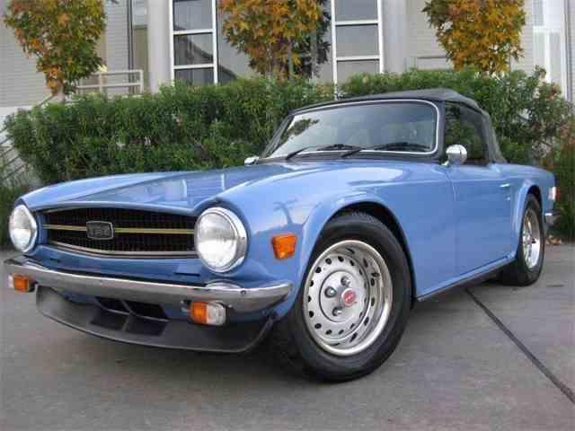 1974 Triumph TR6 | 915383
