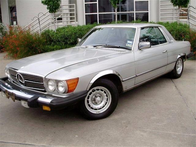 1981 Mercedes-Benz 380SL | 915387