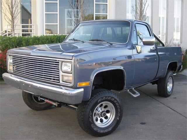 1986 Chevrolet C/K 10 | 915391