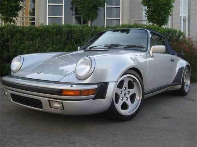 1989 Porsche 911   915392