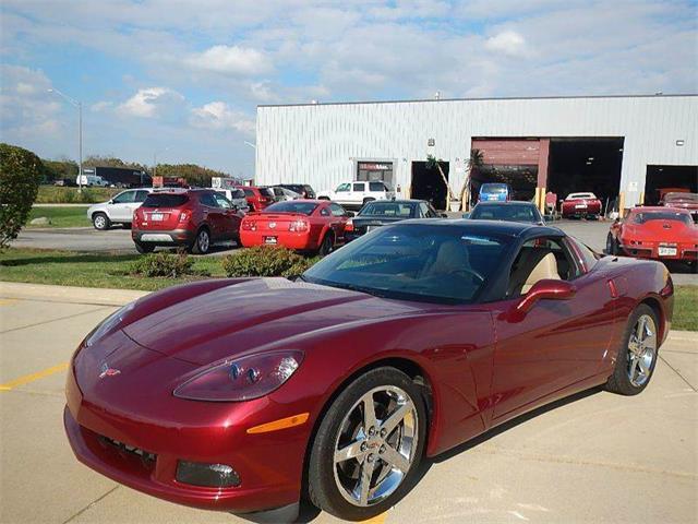 2007 Chevrolet Corvette | 910054