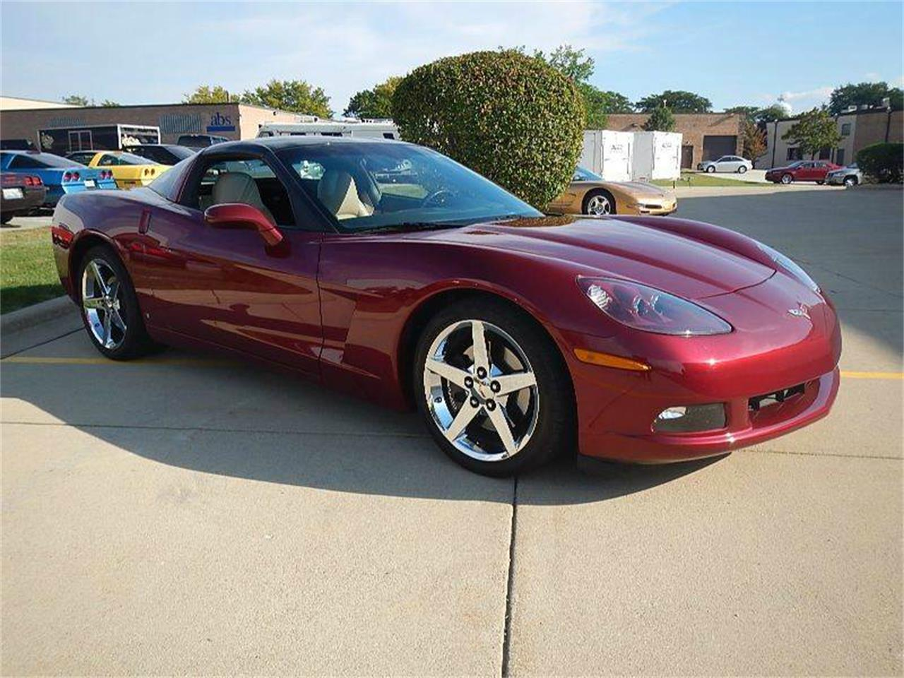2007 chevrolet corvette for sale cc 910054. Black Bedroom Furniture Sets. Home Design Ideas