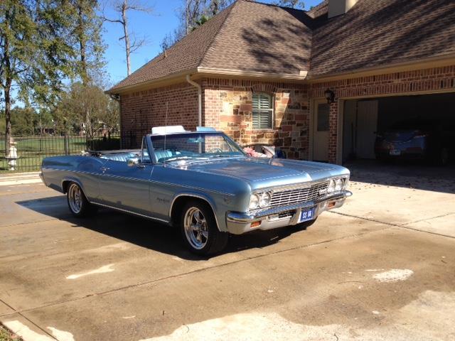 1966 Chevrolet Impala SS | 915401