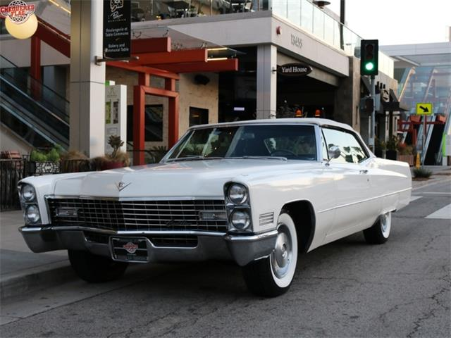 1967 Cadillac DeVille | 915406