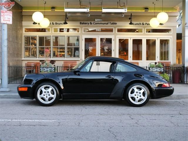 1994 Porsche 911 C4 Widebody | 915409